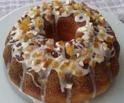 Babka drożdżowa na Wielkanoc