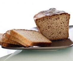 Żytni chleb na zakwasie