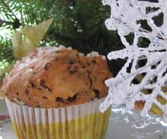 Muffinki - z daktylami