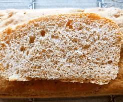 Chleb pszenny z ziołami