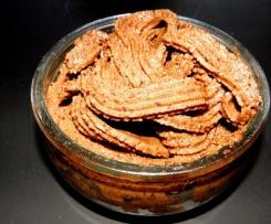 Awokado czekoladowo-kokosowe