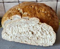 Chleb pszenny na zakwasie i drożdżach II