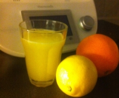 Sok pomarańczowo - cytrynowy