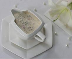 Dip jogurtowy z warzywami i ziołami