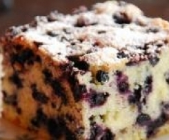 Ciasto Jagodowe Ulki49 Jest To Przepis Stworzony Przez Uzytkownika