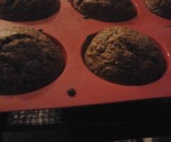 Świąteczne muffinki z makiem