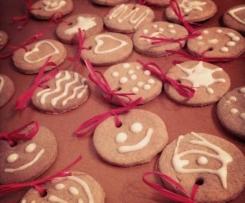 Świąteczne ciasteczka z cynamonem