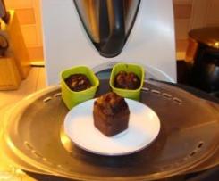 ciasto czekoladowe na parze- poezja