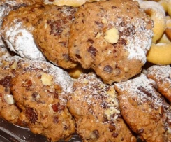 Pyszne ciasteczka owsiane z niespodzianką