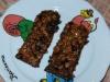 """""""Barrette"""" z muesli i czekolada"""