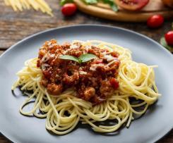 Sos Bolognese do spaghetti