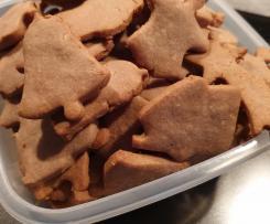 Kruche ciasteczka świąteczne Pauliny 😁