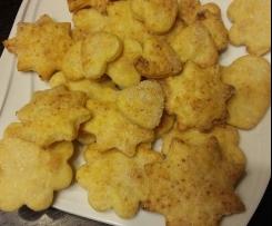 ciasteczka serowe trzyskładnikowe