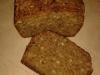 Chleb orkiszowo-gryczany na zakwasie
