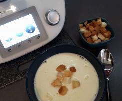 Zupa serowa, szybka, łatwa i smaczna