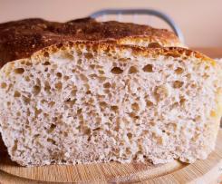 Chleb pszenny na zakwasie i drożdżach III