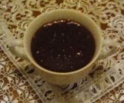 Kisiel truskawkowy