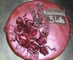 Tort dla przepisowni -Tort czekoladowy