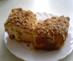 Ciasto drożdżowe z kokosem
