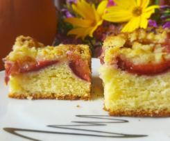 Przepis na ciasto drożdżowe z owocami