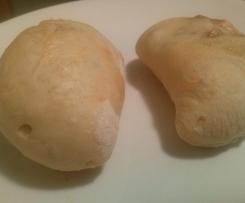 Panzerotti z kurczakiem (włoskie pierogi)