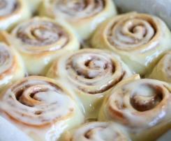 Bułeczki cynamonowe a`la Cinnabons