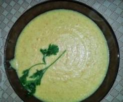 Zupa-krem ziemniaczano-chrzanowa