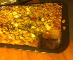 Ciasto drożdżowe z truskawkami - długo świeże.