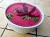 Aksamitna Zupa krem z pieczonych buraków