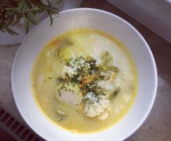 Zupa jarzynowa jak u mamy