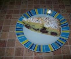 Szybkie ciasto z czeresniami na ostatnia chwile