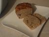 Chlebek z żurawiną