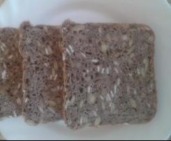 Chleb gryczano żytni