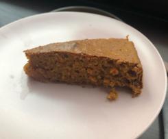 Ciasto marchewkowe - batatowe