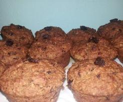 Karaibskie Muffinki Bezglutenowe