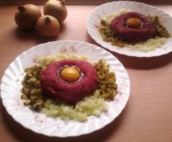Tatar wołowy - ulubiony :)
