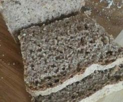 Chleb pszenno-żytni na zakwasie z dodatkami