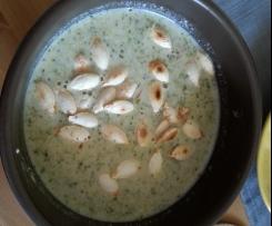 Chowder brokułowy
