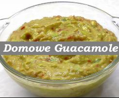 GUACAMOLE - DOMOWY PRZEPIS