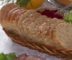 Chleb codzienny na zakwasie żytnim