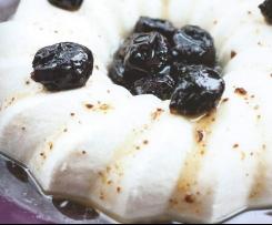 Pudding z mleczka kokosowego