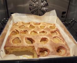 Wariant Pyszne ciasto ze śliwkami