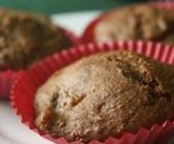 Muffinki z jabłkiem