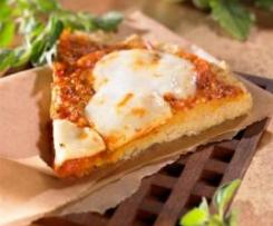 Placek ziemniaczany  á la pizza