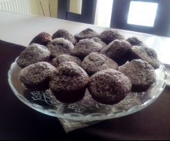 Wariant Muffinki kokosowo-bananowe