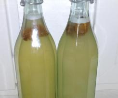 WODA FERMENTACYJNA (baza do wypiekow drozdzowych)