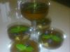 Wariant Mus czekoladowy z chili i owocami