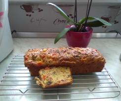 keks warzywno-miesno-serowy