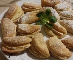Orkiszowe ciasteczka z jabłkami