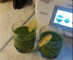 Zielony koktajl- bogactwo witamin